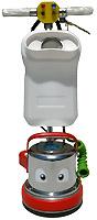 8インチポリッシャー用洗剤タンク